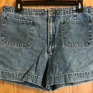 American Eagle Outfitters denim shorts Size 14